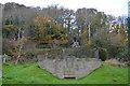 SO2647 : The Hope family vault, Whitney on Wye by Philip Pankhurst