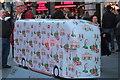 TQ2980 : Bus Art, 'Cath Kidston London Scene' by Oast House Archive