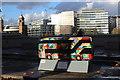 TQ3280 : Bus Art, 'Spectrum' by Oast House Archive