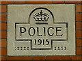 ST2224 : Police house by Neil Owen