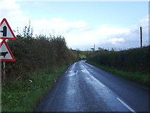 SX3257 : A387 heading north east by JThomas