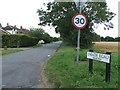 TM1589 : Sneath Road by Keith Evans