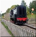 NZ2325 : BR Class 08 Diesel Shunter by David Chatterton