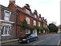 TM1478 : The Scole Inn Public House by Geographer