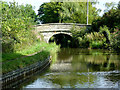 SJ8458 : Simpson Bridge near Ackers Crossing, Cheshire by Roger  Kidd