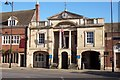 TF0920 : The Town Hall, Bourne, Lincolnshire by Rex Needle
