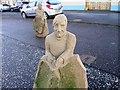 NT3373 : Stone sculptures, Musselburgh by Alex McGregor