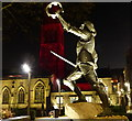 SK5804 : Statue of King Richard III by Mat Fascione