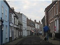 TA1767 : Back to the 40s - Bridlington High Street (2) by Jonathan Thacker