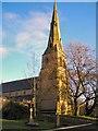 SJ9593 : Hyde Chapel by Gerald England