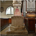 SK9843 : Church of St Martin, Ancaster by Alan Murray-Rust