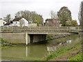 TF2142 : Swineshead Bridge over the South Forty Foot Drain by Alan Murray-Rust