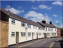 TF0920 : Exeter Row, Bourne, Lincolnshire by Rex Needle