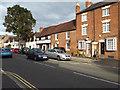 SP2764 : Range of houses, 59-99 West Street, Warwick by Robin Stott