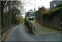 SD9927 : Hebden Royd FP14 at Sandy Gate by Humphrey Bolton