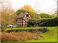SO8031 : Dovecote, Eldersfield Court by Philip Pankhurst