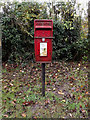 TM1583 : Dickleburgh Road Postbox by Geographer