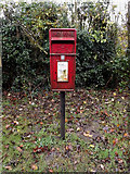 TM1583 : Dickleburgh Road Postbox by Adrian Cable