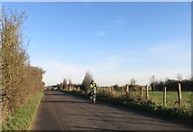 SU3890 : Denchworth Road by Des Blenkinsopp