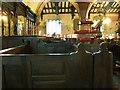 SD7152 : St Andrew's church Slaidburn: box pews by Stephen Craven
