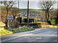 SK0086 : Mellor Road, New Mills by David Dixon