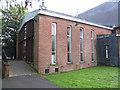 TQ3358 : St Luke, Whyteleafe: north transept by Stephen Craven