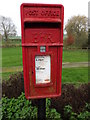 TM2384 : The Street Postbox by Adrian Cable