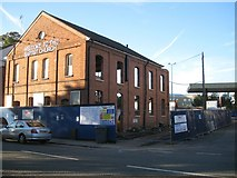 SP3379 : Lower Ford Street Baptist Church, Coventry, in course of enlargement by Robin Stott
