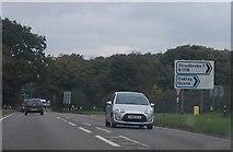 TM1478 : B1118, A140 junction by N Chadwick