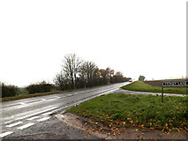 TM1888 : A140 Ipswich Road, Colegate End by Geographer