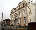 TF0645 : South Gate, Sleaford, Lincs. by David Hallam-Jones