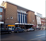 SO8455 : Odeon, Worcester by Jaggery