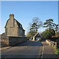 TL4355 : Grantchester Mill on a bright November morning by John Sutton