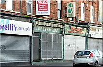 J3774 : Former art gallery, Strandtown, Belfast (November 2014) by Albert Bridge