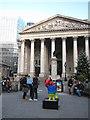 "TQ3281 : ""R; G; B"" Paddington Bear, Bank of England by Oast House Archive"
