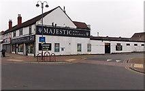 SU1585 : Majestic Wine Warehouse, Swindon by Jaggery