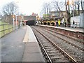 SD8006 : Whitefield railway station (site) / Metrolink tram stop, Greater Manchester by Nigel Thompson