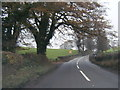 SJ4230 : A528 northbound near Kenwick by Colin Pyle