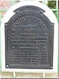 NS7177 : War memorial, Kilsyth by Richard Webb