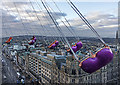 NT2573 : View from the Edinburgh Star Flyer by William Starkey