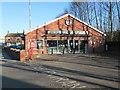 SE3219 : Majestic Wine Warehouse - Denby Dale Road by Betty Longbottom