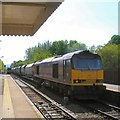 SJ9490 : Freight Train by Gerald England