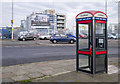 J3474 : Telephone box, Belfast by Rossographer