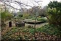 TQ2987 : Philip Noel Baker Peace Garden, Elthorne Park by Julian Osley