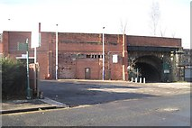 SJ9495 : Hyde Central railway station, Greater Manchester by Nigel Thompson