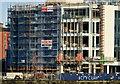 J3475 : CQ1, City Quays, Belfast - December 2014(1) by Albert Bridge