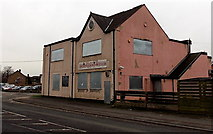 SU5290 : Former Didcot Labour Club by Jaggery