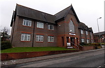 SU5389 : Towergate House, Didcot by Jaggery