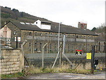 SE1039 : Former Midland Railway Goods Depot by Stephen Armstrong