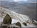 NY4609 : Above the north east face, Harter Fell by Karl and Ali